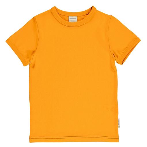 Maxomorra ethical t-shirt tangerine