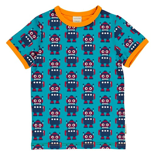 Maxomorra t-shirt robot