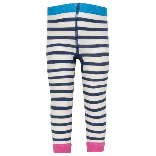 Kite organic stripy leggings