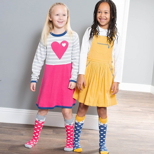 Kite organic knee length socks