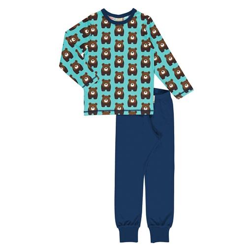Maxomorra ethical pyjamas bear
