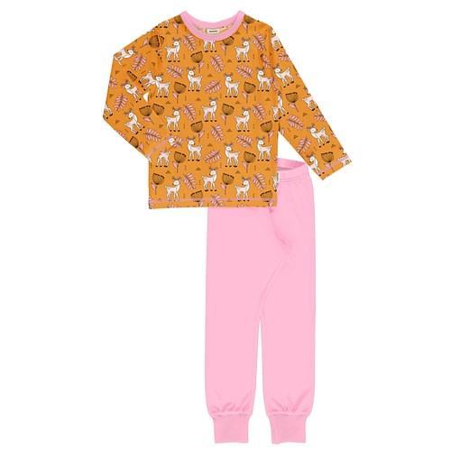 Meyadey pyjamas poppy deer