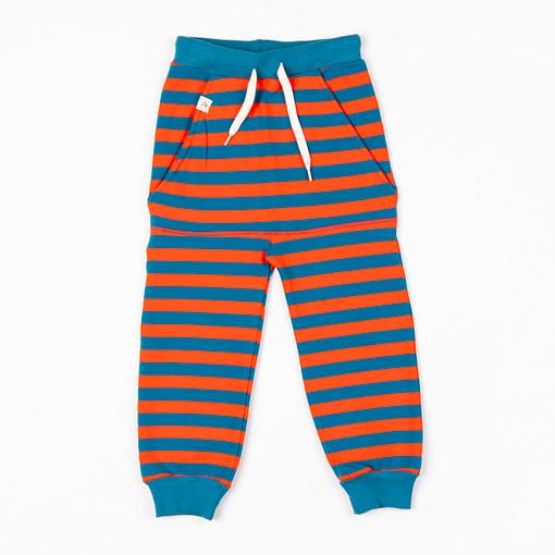 Alba stripy Kristoffer pants