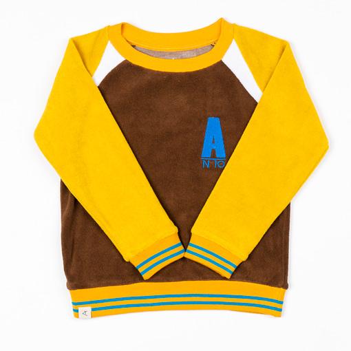 Alba terry sweatshirt Ceylon