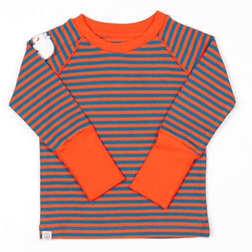 Alba Henrik spicy orange top