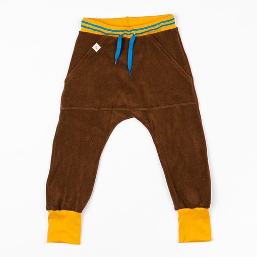 Alba Mason pants - Chocolate