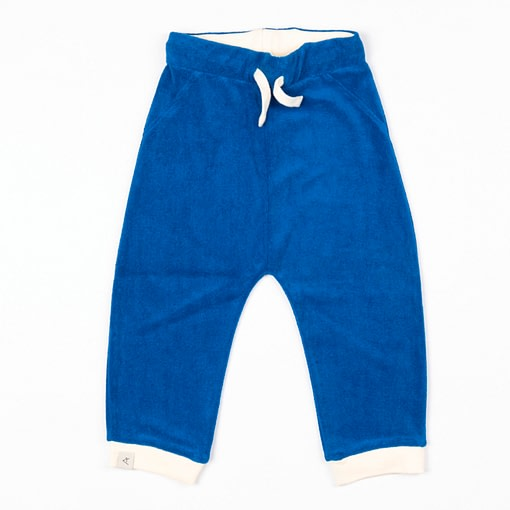 Alba Terry Lucca pants - blue