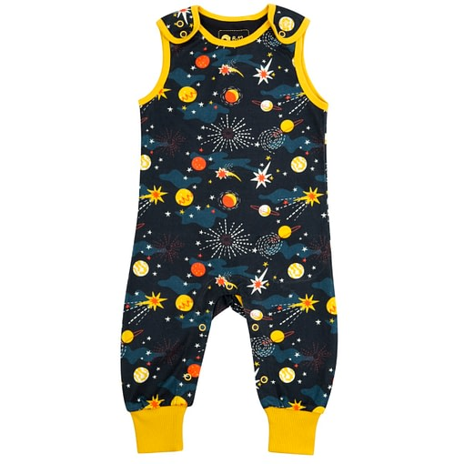 Piccalilly dungarees solar space