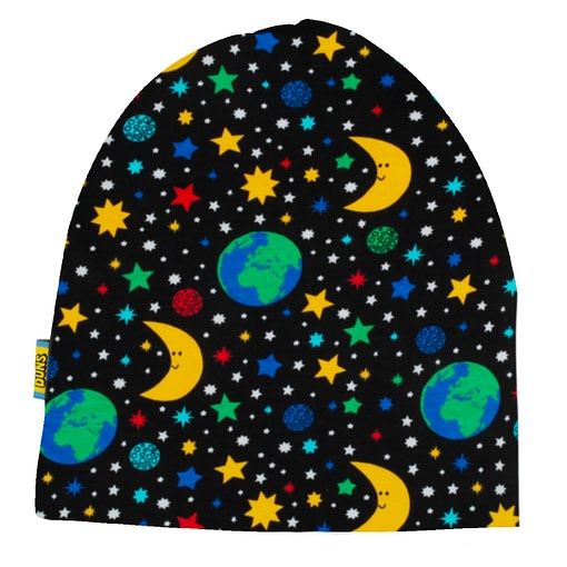 DUNS Sweden beanie Mother Earth black