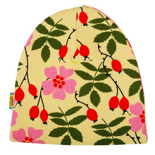 DUNS Sweden organic cotton beanie hat : Mother Earth | Sunflower | Rosehip 4