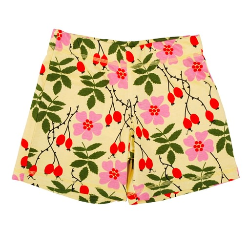 DUNS Sweden shorts rosehip