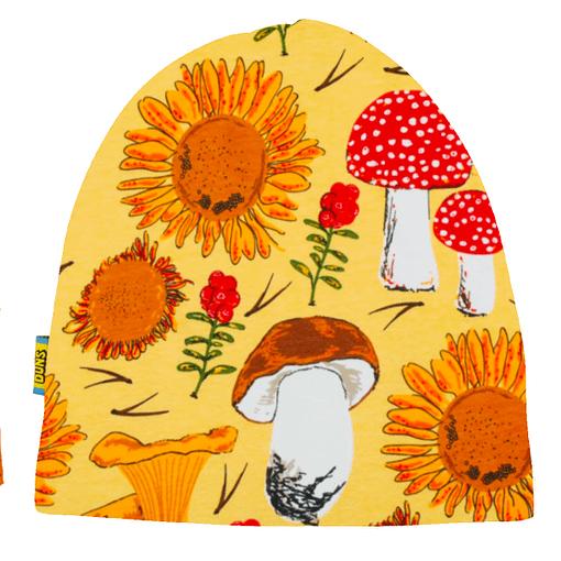 DUNS Sweden organic cotton beanie hat : Mother Earth | Sunflower | Rosehip 5