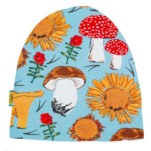 DUNS Sweden organic cotton beanie hat : Mother Earth | Sunflower | Rosehip 6