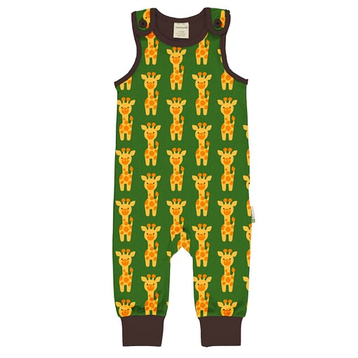 Maxomorra dungarees giraffe