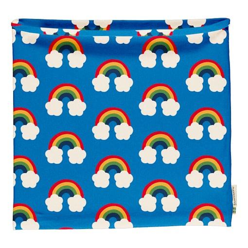 Maxomorra rainbow tube scarf