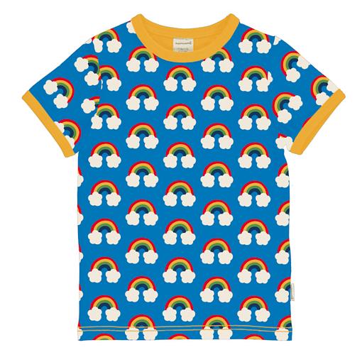 Maxomorra rainbow t-shirt