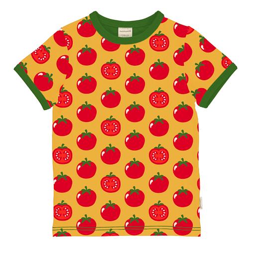Maxomorra tomato t-shirt