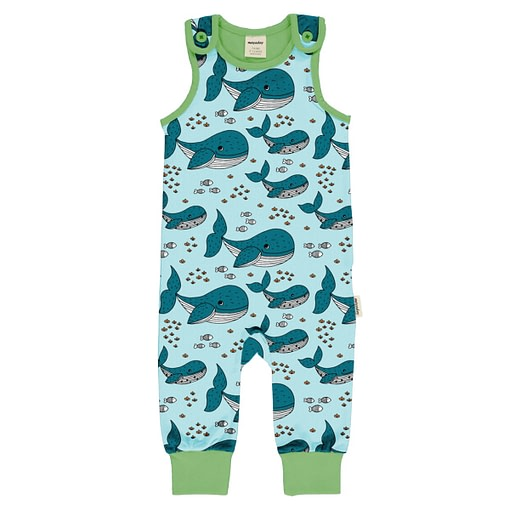 Meyadey dungarees Whales