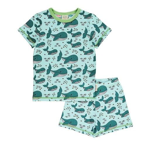 Whale waters short pyjamas