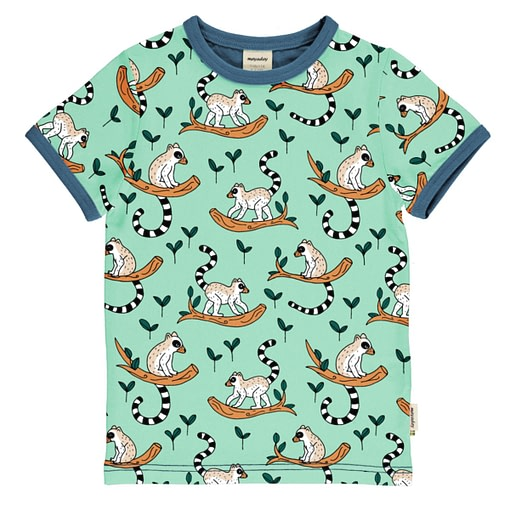 Meyadey Maki jungle t-shirt