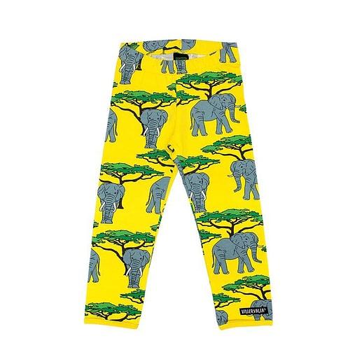 Villervalla leggings elephant