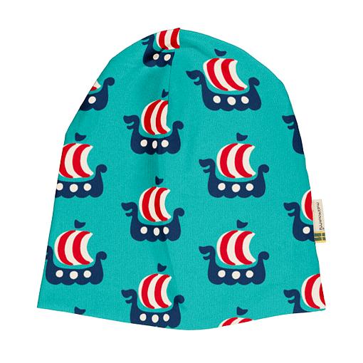 Maxomorra viking ship beanie hat