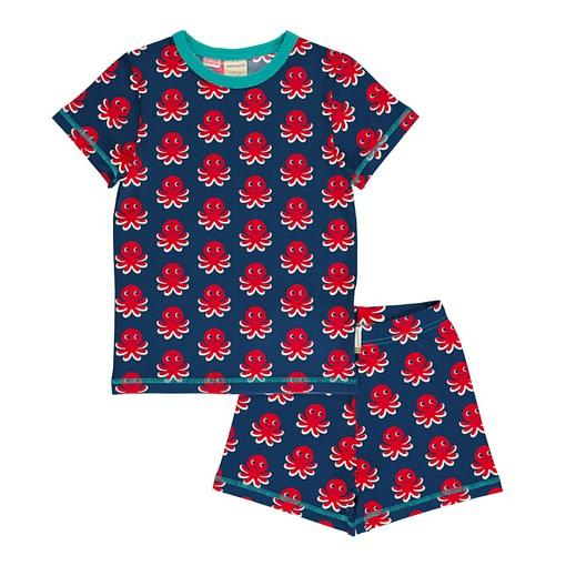 Maxomorra octopus summer pyjamas