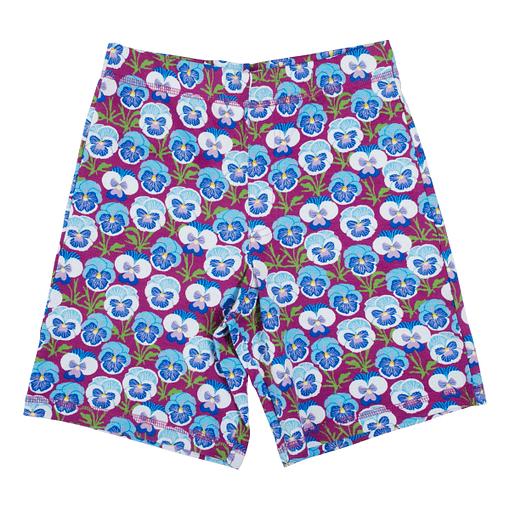 DUNS Sweden shorts pansy