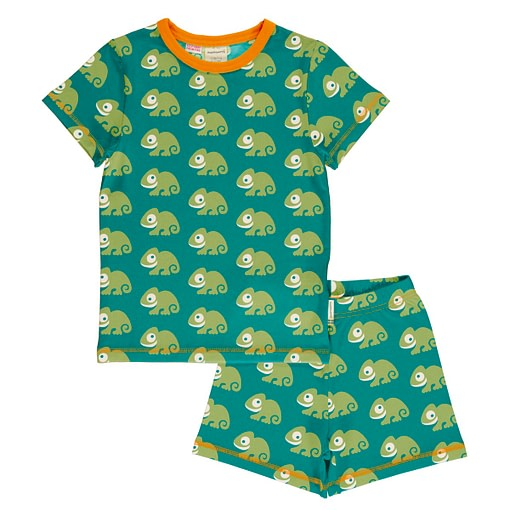 Maxomorra pyjamas chameleon
