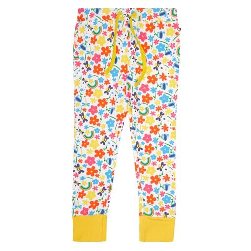 Piccalilly rainbow pyjama bottoms