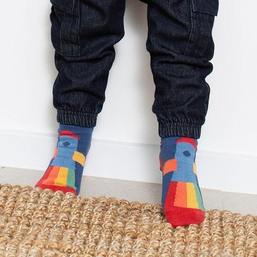 Kite rocket socks