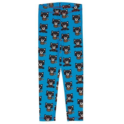 Maxomorra raccoon leggings