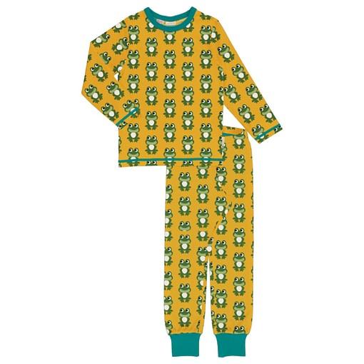 Maxomorra frog pyjamas