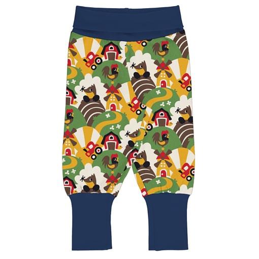 Maxomorra farm rib pants