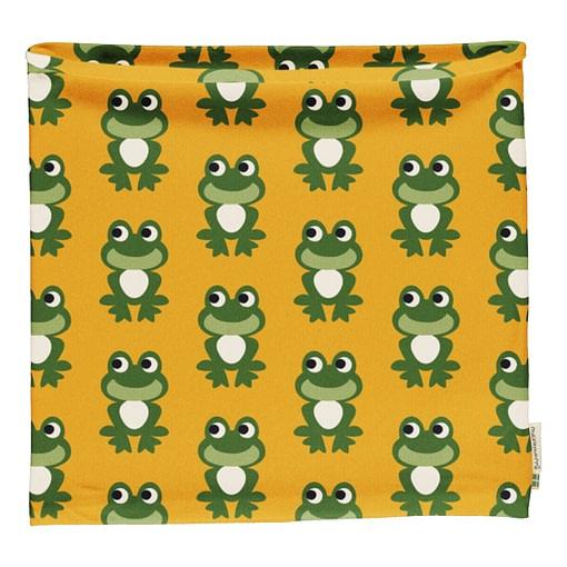 Maxomorra frog tube scarf