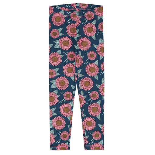 Meyadey sunflower dreams leggings