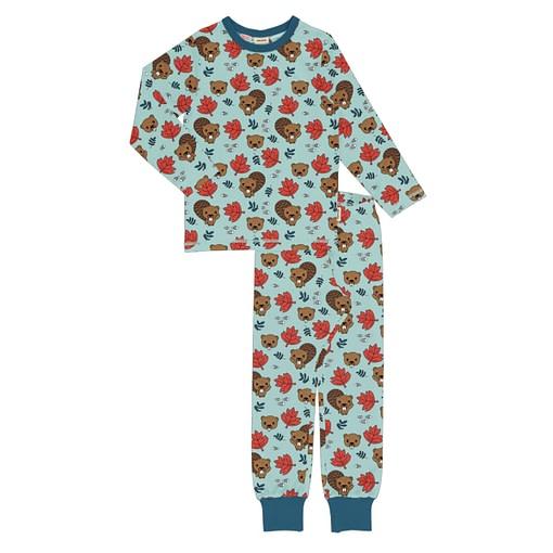 Meyadey beaver organic pyjamas