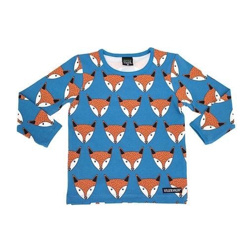 Villervalla top fox mid marine