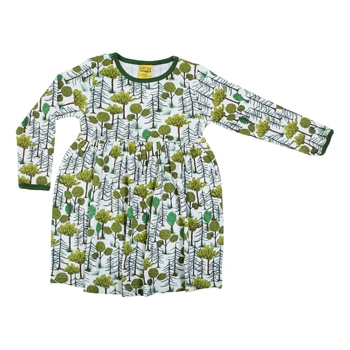 DUNS Sweden twirly dress enchanted forest