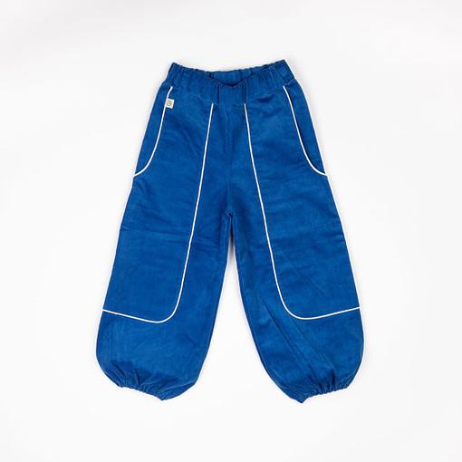 Alba classic blue corduroy hobo
