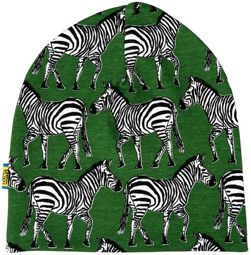 Duns zebra beanie image