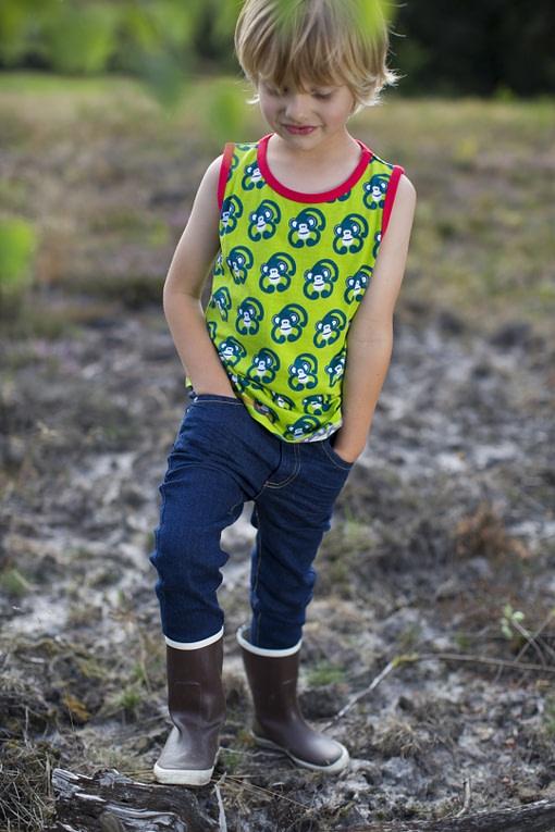 Maxomorra organic cotton children's clothes