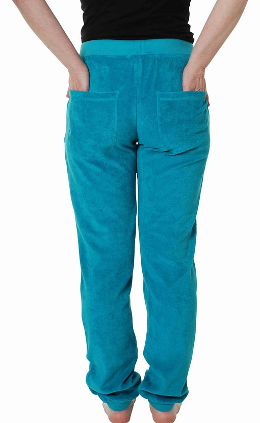 DUNS Sweden trousers terry adult