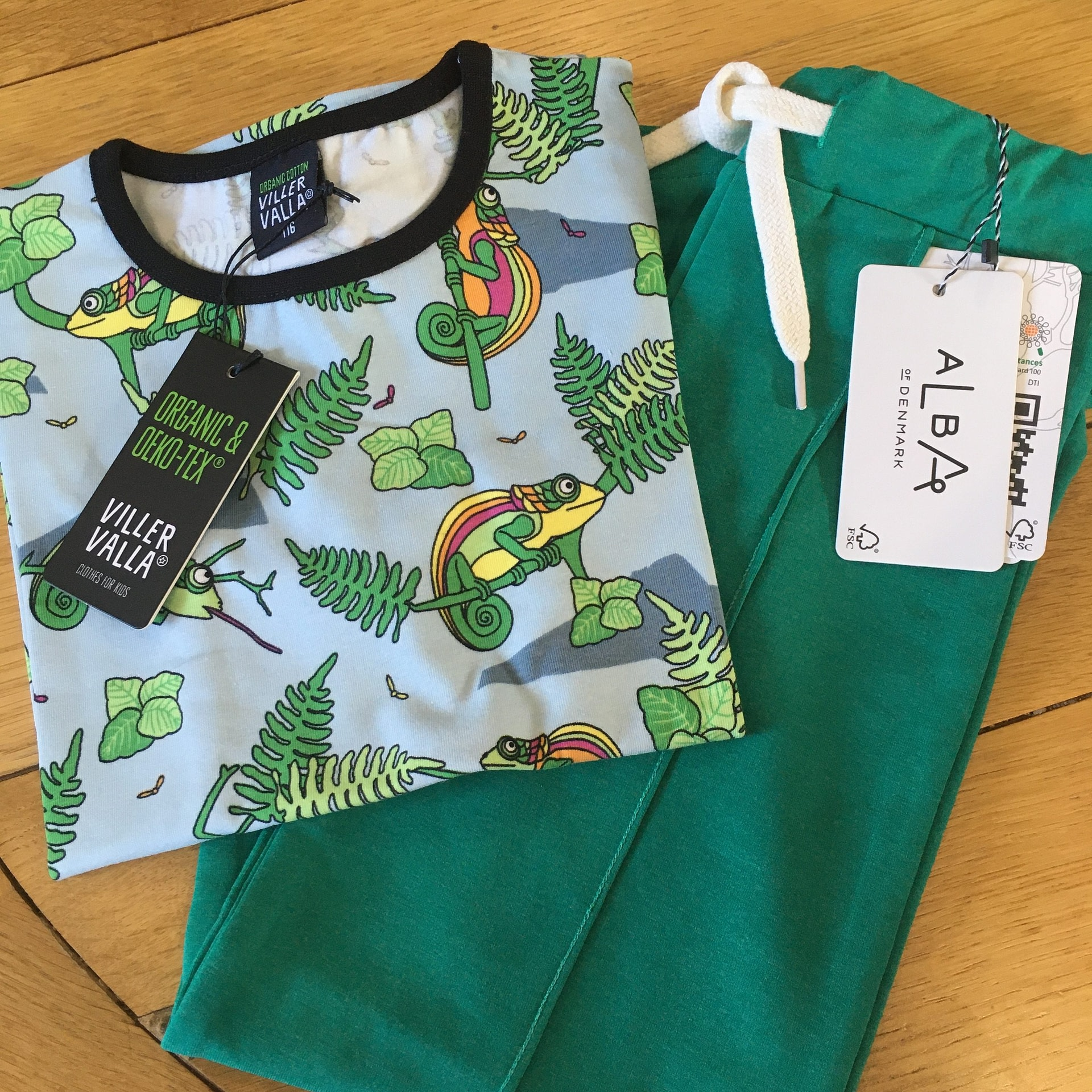 Home to rainbow bright organic ethical children's clothes 5