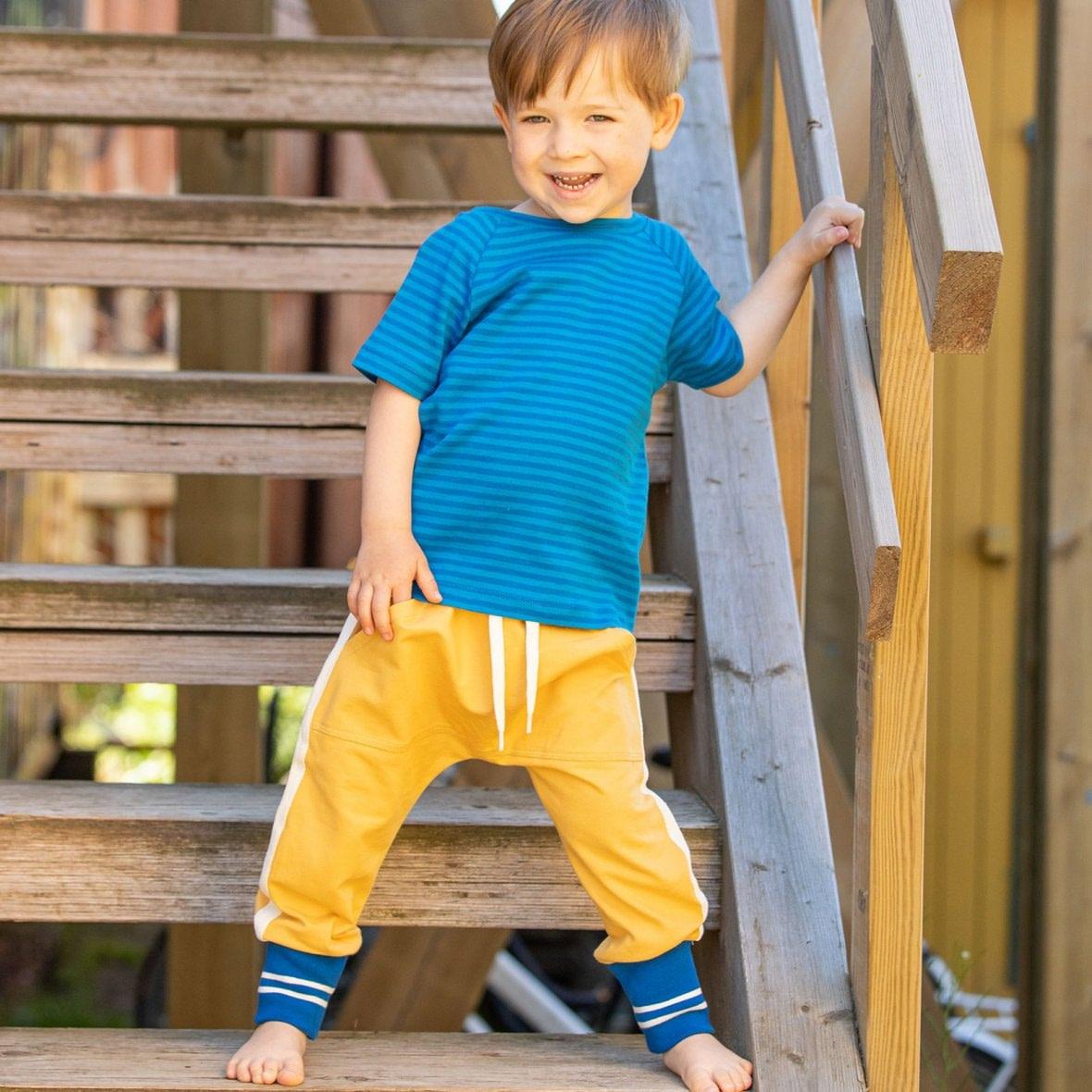 Alba Sigurd t-shirt and Mason Pants
