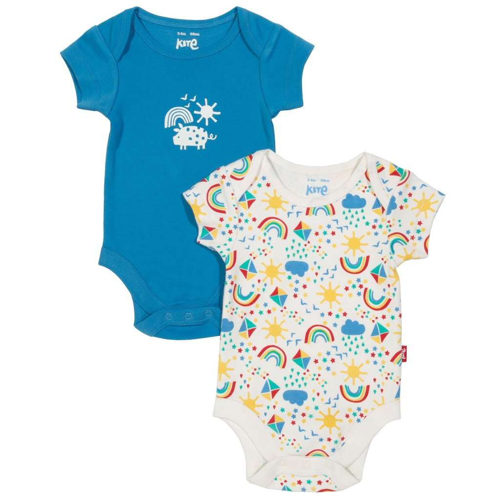 Kite Baby Sky High Sleepsuit Newborn-24 Months Organic